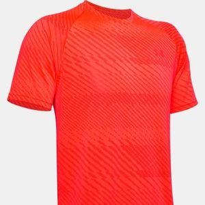 Under Armour Velocity Jacquard Short Sleeve Shirt